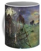 Metamorfosis De Palmas Coffee Mug