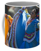 Mexican Folk Dancers Coffee Mug