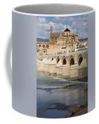 Mezquita And Roman Bridge In Cordoba Coffee Mug