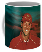 Michael Schumacher Coffee Mug