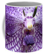 Micro Orchid Coffee Mug