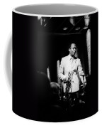 Miles Davis At The Penthouse Coffee Mug