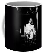Miles Davis At The Penthouse Coffee Mug