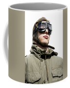 Military Man Coffee Mug