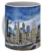Millennium Skyline  Coffee Mug