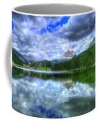 Mirror In The Sky Coffee Mug
