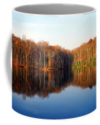 Mirror Lake Panoramic Coffee Mug