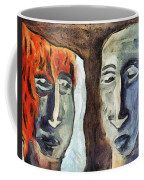 Mirroring - Retrospect Coffee Mug