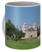 Mission Santa Barbara Coffee Mug