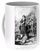 Molly Pitcher (c1754-1832) Coffee Mug