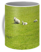 Mom And Kids Coffee Mug