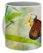 Queen Butterfly Danaus Gilippus Coffee Mug