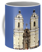 Monastery Of San Francisco - Lima Peru Coffee Mug