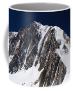 Mont Blanc Massif Coffee Mug