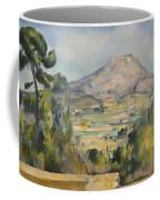 Montagne Saint-victoire Coffee Mug