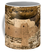 Montezumas Castle 16 Coffee Mug
