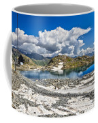 Monticello Lake - Tonale Pass Coffee Mug