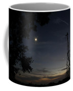 Moon And Stars In My Eyes Coffee Mug