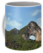 Moon Hill, Yangshuo, China Coffee Mug