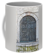 Mosque Window Coffee Mug