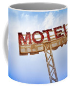 Motel Sign Coffee Mug