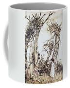 Mother Goose, 1913 Coffee Mug by Granger
