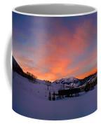 Mount Crested Butte Coffee Mug