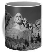 Mount Rushmore Coffee Mug by Frank Romeo