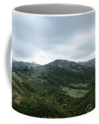 Mountain Landscape Of Italy Coffee Mug