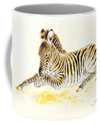 Mountain Zebra Coffee Mug