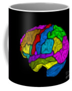 Mri Of Normal Brain Coffee Mug