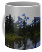 Mt Baker Washington  Coffee Mug