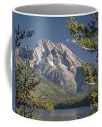 Mt. Moran And Jenny Lake Coffee Mug