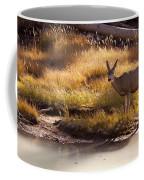 Mule Deer   #3942 Coffee Mug