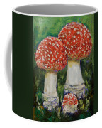 Mushrooms Coffee Mug