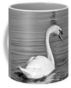 Mute Swan Coffee Mug