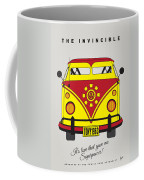 My Superhero-vw-t1-iron Man Coffee Mug