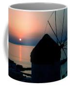 Mykonos Island Greece Coffee Mug