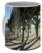 Myrtle Beach Pier Coffee Mug