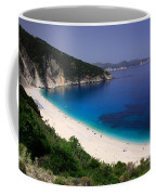Myrtos Beach Coffee Mug