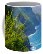 Na Pali Coast Kauai Coffee Mug