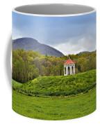 Nacoochee Indian Mound Coffee Mug by Susan Leggett