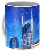 Nashville Skyline Coffee Mug