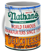 Nathan's Sign Coffee Mug