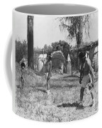 Native American Games Coffee Mug