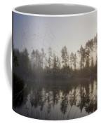 Natural Network Coffee Mug