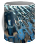 Natural Water Abstract Coffee Mug
