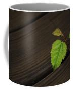 Nature Finds A Way Coffee Mug