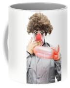 Naughty Thoughty Coffee Mug