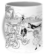 Nellie The Octopus Coffee Mug